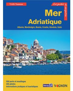 Guide Imray Français Mer Adriatique