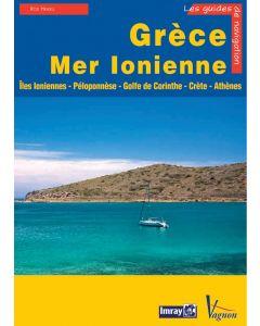 Guide Imray Grèce - Mer Ionienne