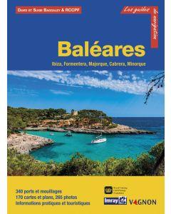 Guide Imray Français Espagne Baléares