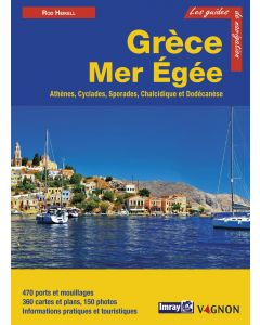 Guide Imray Français Grèce - Mer Egée