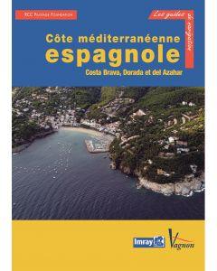 Guide Imray Français Espagne Costa Brava