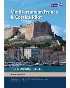 Guía Imray Mediterráneo Mediterranean France and Corsica