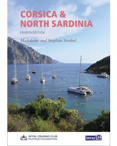 Guía Imray Mediterráneo Corsica and North Sardinia