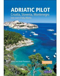 Guía Imray Mediterráneo Pilot Adriatic