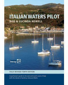Guide Imray Italian Waters Pilot