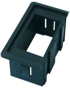 Support interrupteur étanche plastique latéral