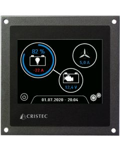 Contrôleur de batteries CRISTEC