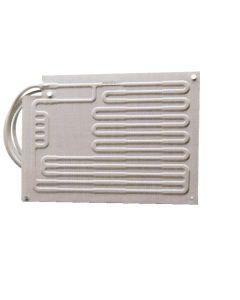Evaporateur à plaque pour groupe froid à refroidissement à eau