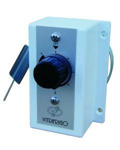 Thermostat pour groupe froid à refroidissement à eau