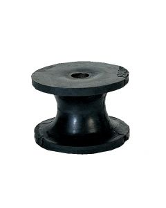 Réa pour davier Ø 63.5 mm l 43 mm, Ø axe 10 mm