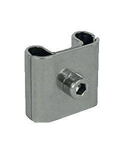 Porte pare-battage modulaire liaison par 2