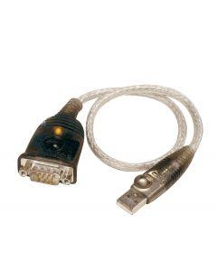Adaptateur USB/ port série mâle