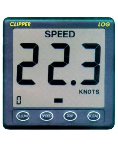 Répétiteur Loch-speedomètre