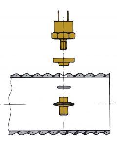Sonde de température moteur