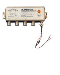 Amplificateur 2 sorties