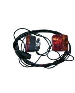 Kit feu arrière avec câblage