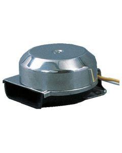 Avertisseur électrique Inox simple ton