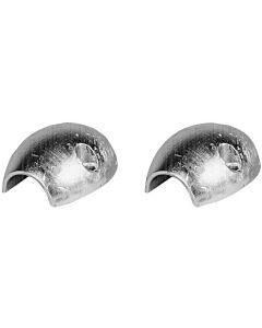 Ánodo collarín Ø 22 mm